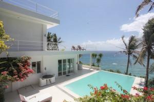 drwam view villa swimmingpool 3