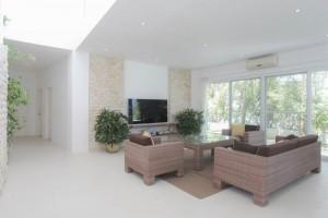 boracay villa  Livingroom 2